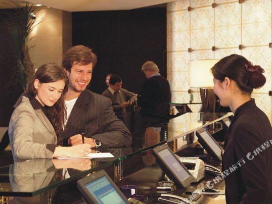 杭州開元名都大酒店(New Century Grand Hotel Hangzhou)公共區域