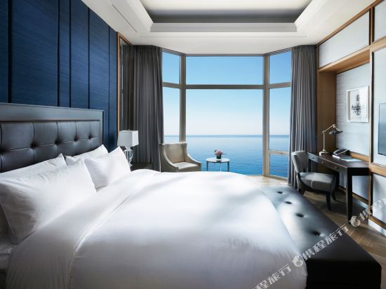 百樂達斯釜山酒店(Paradise Hotel Busan)特別套房(藍寶石)