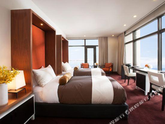 百樂達斯釜山酒店(Paradise Hotel Busan)特別套房(鑽石)