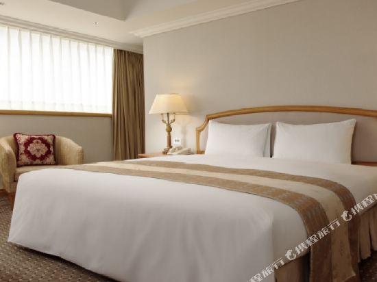 高雄寒軒國際大飯店(Han-Hsien Internation Hotel)商務豪華大床房