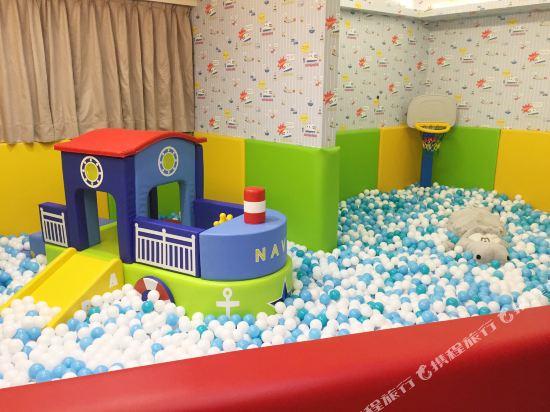 高雄宮賞藝術大飯店(KUNG SHANG DESIGN HOTEL)兒童樂園/兒童俱樂部
