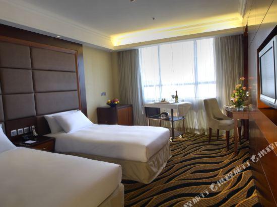 香港九龍維景酒店(Metropark Hotel Kowloon)俱樂部雙人房