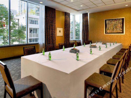 温哥華威斯汀大酒店(The Westin Grand, Vancouver)會議室