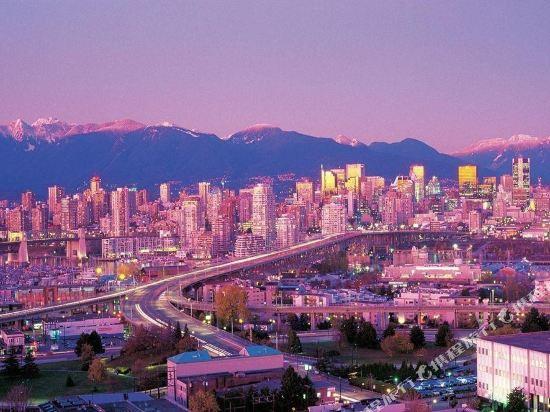 温哥華威斯汀大酒店(The Westin Grand, Vancouver)周邊圖片