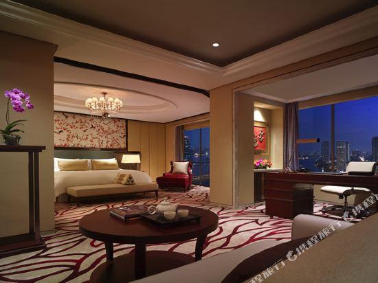 曼谷香格里拉大酒店(Shangri-La Hotel Bangkok)香格里拉樓總統套房