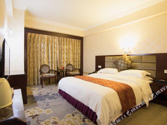 珠海華僑賓館(Hua Qiao Hotel)行政大床房B