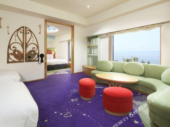 千葉東京灣希爾頓酒店(Hilton Tokyo Bay Chiba)快樂魔力套房