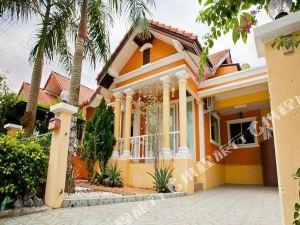 芭堤雅布薩巴三卧室別墅(Budsaba 3 Bedroom Villa Pattaya)