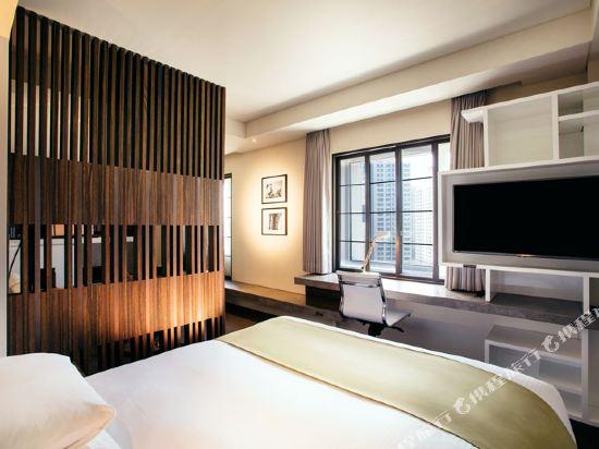 首爾喜來登帕拉斯江南酒店(Sheraton Seoul Palace Gangnam Hotel)行政單間套房
