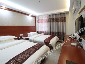 微八酒店(佛山順聯廣場陳村店)(Wei Ba Hotel (Foshan Shunlian Plaza Chencun))