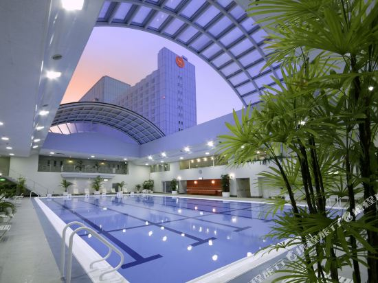 大阪都喜來登酒店(Sheraton Miyako Hotel Osaka)室內游泳池