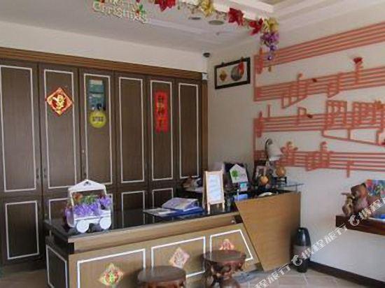屏東墾丁茉莉小棧民宿(Jasmine Inn)公共區域