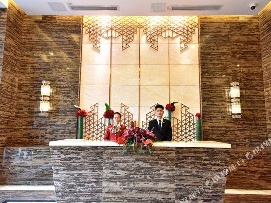 伊蓮·薩維爾國際酒店公寓(廣州珠江新城店)公共區域