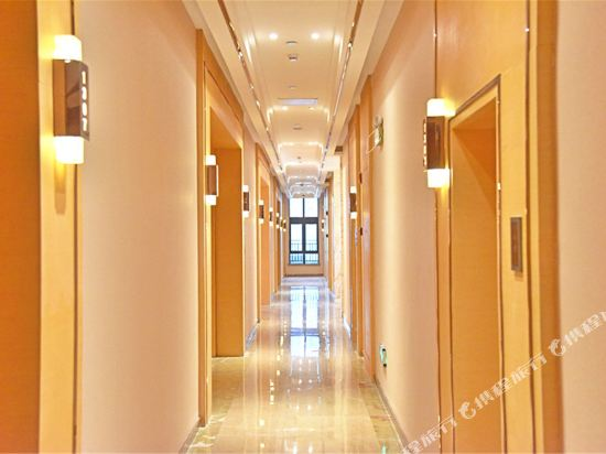 伊蓮·薩維爾國際酒店公寓(廣州珠江新城店)(Elaine Saville International Apartment Hotel (Guangzhou Zhujiang New Town))公共區域