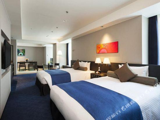 札幌格蘭大酒店(Sapporo Grand Hotel)舒適日式房(東樓)