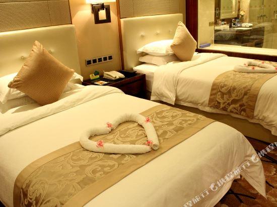 佛山富林朗悅酒店(Longyatt Hotel)豪華雙人房
