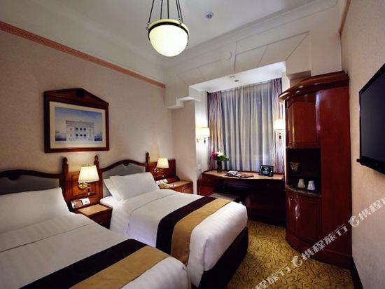 香港銅鑼灣利景酒店(The Charterhouse Causeway Bay)高級間