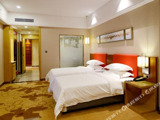 東莞恒新時尚精品酒店(Heng Xin Hotel)豪華雙床房