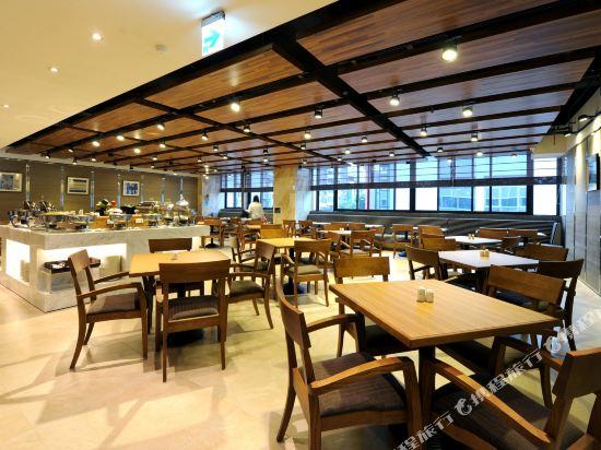高雄國際星辰飯店(International Citizen Hotel)餐廳
