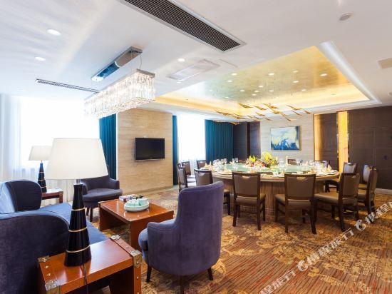 杭州中維香溢大酒店(Zhongwei Sunny Hotel)中餐廳