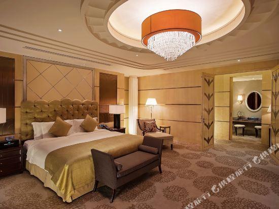 上海中谷小南國花園酒店(WH Ming Hotel)總統套房