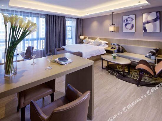 東方銀座國際酒店(東莞松山湖店)(Oriental Ginza International Hotel (Dongguan Songshan Lake))豪華公寓房