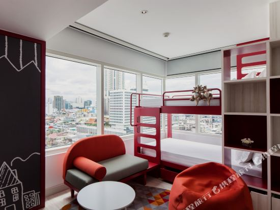 盛泰樂水門酒店(Centara Watergate Pavillion Hotel Bangkok)至尊家庭公寓