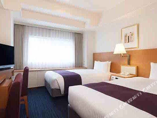 札幌格蘭大酒店(Sapporo Grand Hotel)副樓標準雙床房