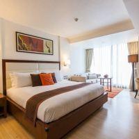 曼谷素坤逸24奧卓華庭酒店公寓酒店預訂