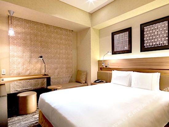東京汐留皇家花園酒店(The Royal Park Hotel Tokyo Shiodome)經濟雙人床房(標準樓層)