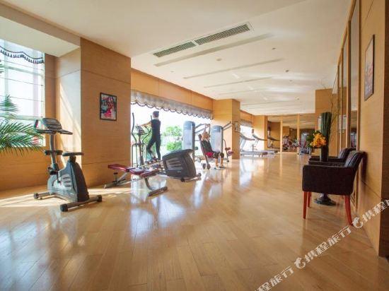 東莞富盈酒店(Cinese Hotel Dongguan)健身娛樂設施