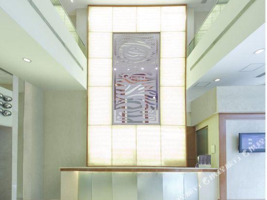 香港西九龍絲麗酒店(Silka West Kowloon Hotel)公共區域