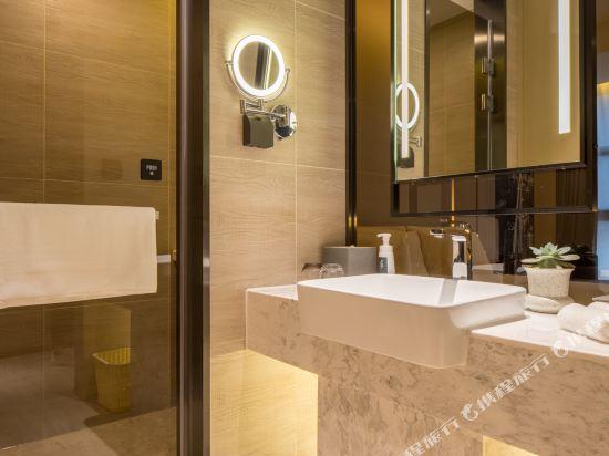 杭州濱江亞朵S網易嚴選酒店(Atour Hotel (Hangzhou Riverside))高級雙床房
