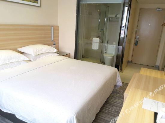 城市便捷吉隆坡武吉免登店(City Comfort Hotel Bukit Bintang)標準特大床房
