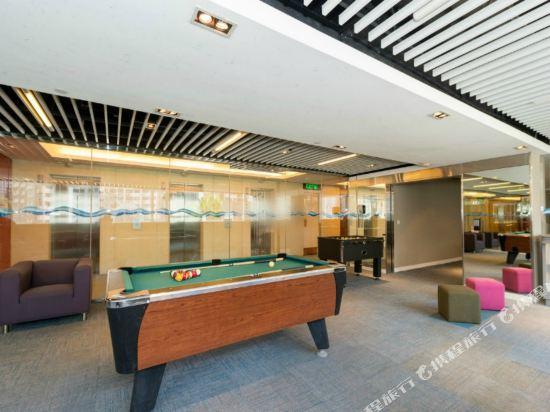 香港悅來酒店(Panda Hotel)健身娛樂設施