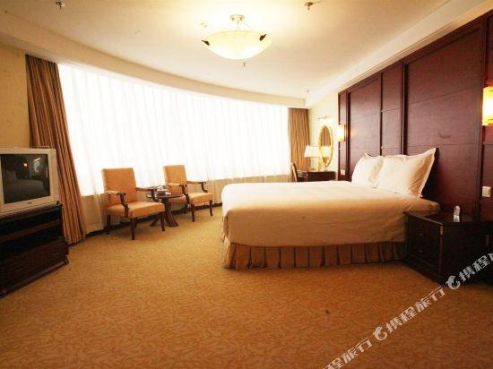 北京華爾頓酒店(原鴻坤國際大酒店)(Walton Hotel)豪華客房