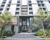 曼谷素坤逸X2氛圍酒店