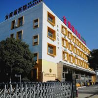 上海金香麗賓館酒店預訂