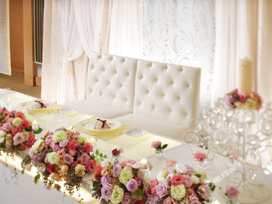 東京巨蛋酒店(Tokyo Dome Hotel)婚宴服務