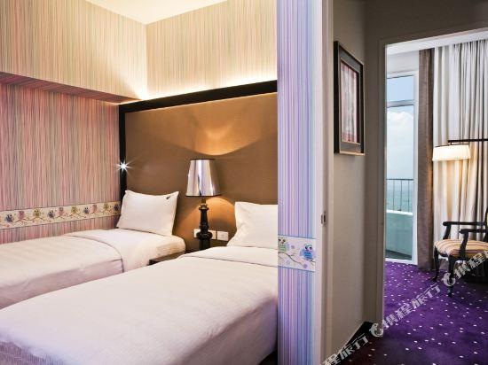 芭堤雅硬石酒店(Hard Rock Hotel Pattaya)製作人套房