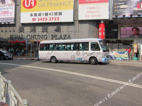 香港荃灣帝盛酒店(Dorsett Tsuen Wan)周邊圖片