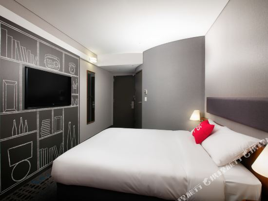 明洞大使宜必思酒店(Ibis Ambassador Myeongdong)標準大床房