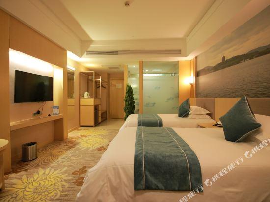 杭州西湖慢享主題酒店(West Lake Manxiang Theme Hotel)限時特價雙床房