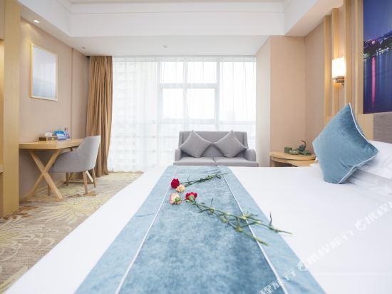 杭州西湖慢享主題酒店(West Lake Manxiang Theme Hotel)特惠大床房