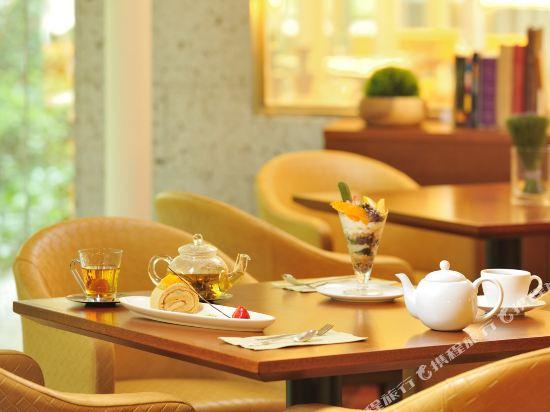東京目黒雅敍園(Hotel Gajoen Tokyo)咖啡廳