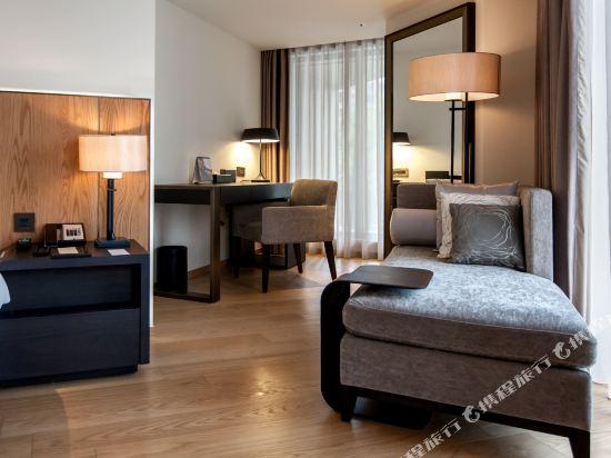 台北慕軒飯店(Madison Taipei Hotel)豪華客房