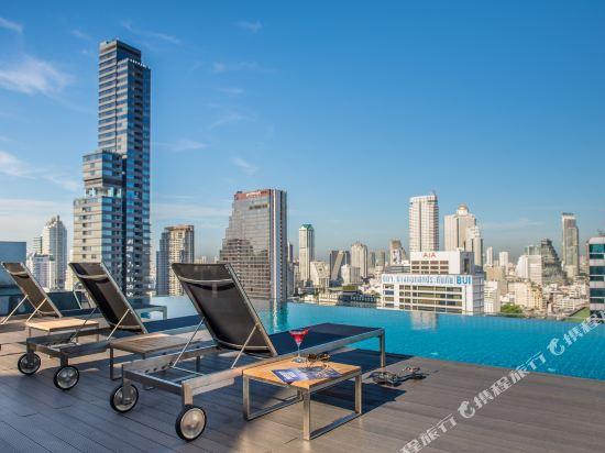 曼谷安曼納酒店(Amara Bangkok Hotel)室外游泳池