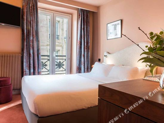 巴黎貝羅酒店(Belloy Saint-Germain Paris)標準房