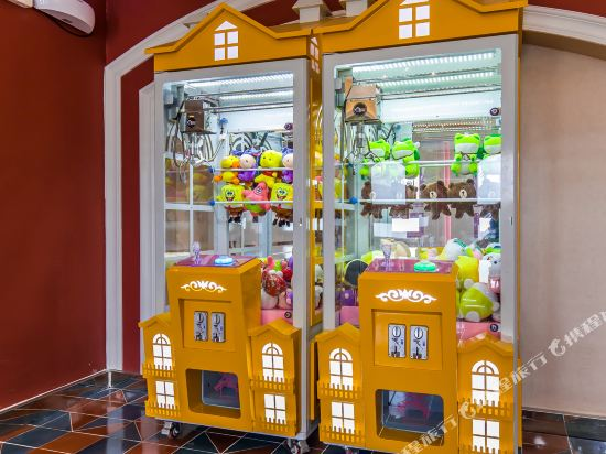 鮮住精品主題酒店(廣州野生動物園店)(原大石地鐵站店)(Xianzhu Boutique Theme Hotel (Guangzhou Wildlife Zoo))兒童樂園/兒童俱樂部