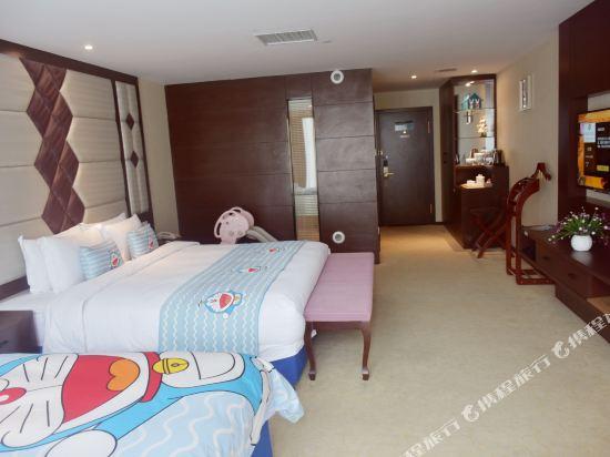 薩維爾金爵·鹿安酒店(上海國際旅遊度假區浦東機場店)(Savile Knight Lu'an Hotel (Shanghai International Tourism and Resorts Zone Pudong Airport))會飛的機器貓主題親子房
